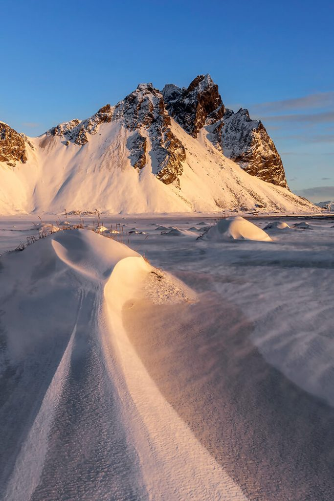 Sunrise, Vestrahorn, Iceland, Melvin Nicholson Photography