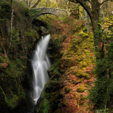 Aira Force Waterall, Lake District