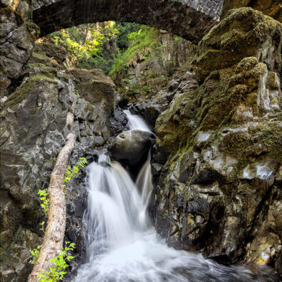 Aira Force River, Lake District