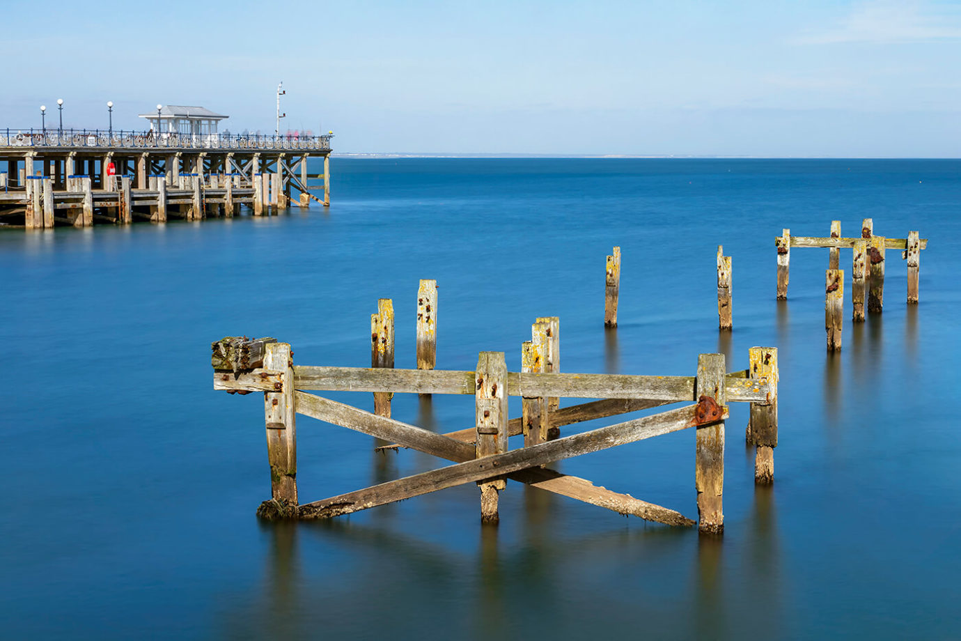 Old Pier, Swanage, Dorset