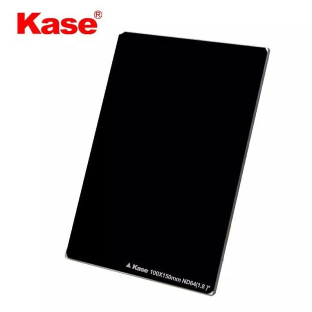Kase 6 Stop 100x150mm ND Filter
