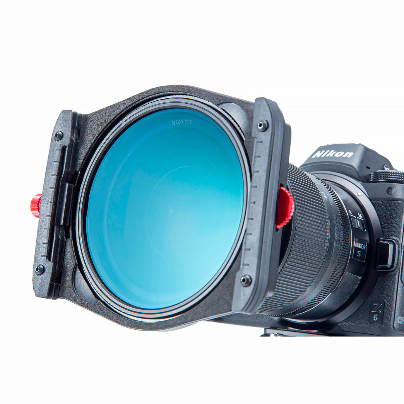 Kase filters K9 holder and polariser