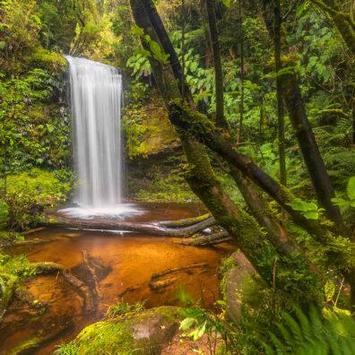 Koropuka Falls, Catlines, New Zealand
