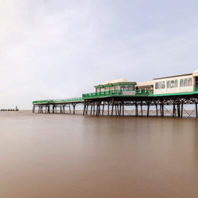 St Anne's Pier, Lancashire