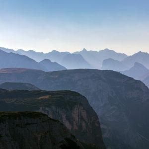 Homonymous Nature Park, Tre Cime di Lavarado, Dolomites, Italy