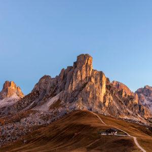 Passo Giau, Dolomites, Italy