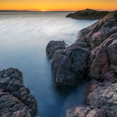 Sunset, Achmelvich, Assynt, Scotland