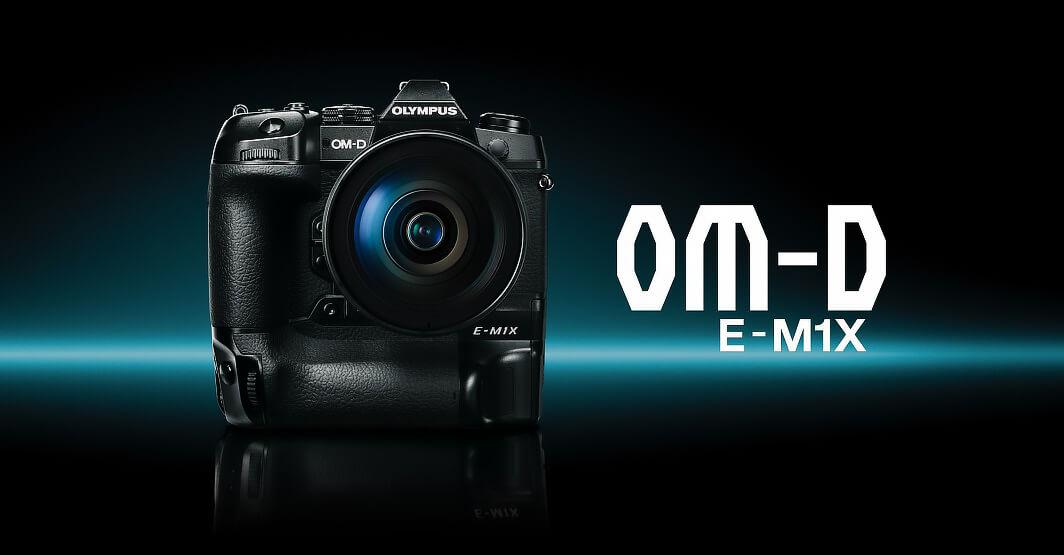 Olympus OMD E-M1X - BTCC
