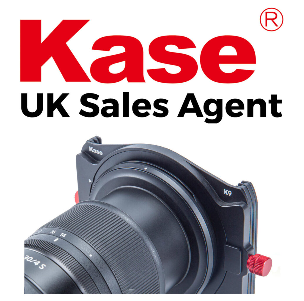 Melvin Nicholson - Kase Filters UK Sales Agent