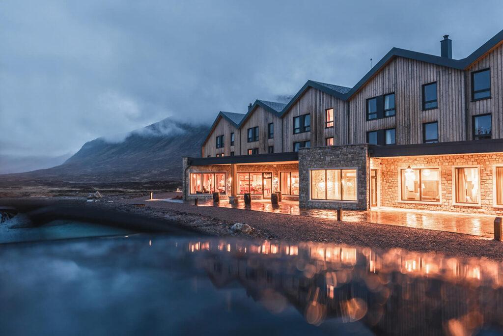 Kingshouse Hotel, Scotland, Melvin Nicholson Photography Landscape Photography Workshops