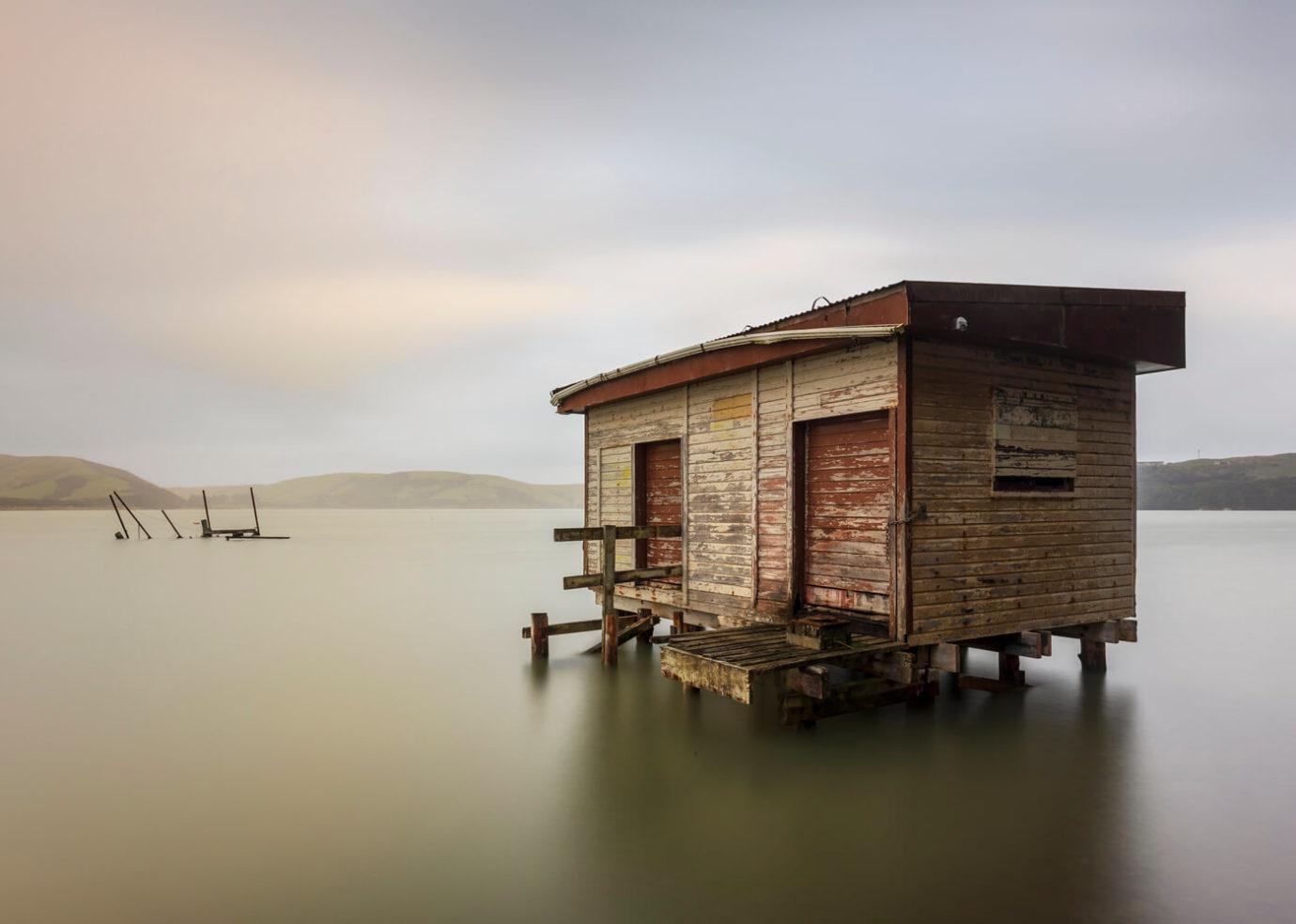 Fisherman's Cabin, Waikawa, New Zealand
