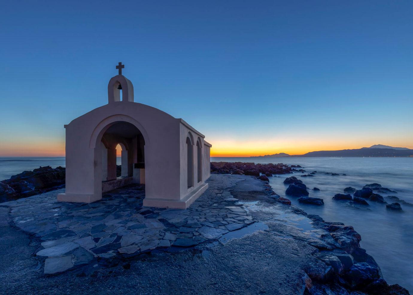 Chapel of St. Nicholas, Crete