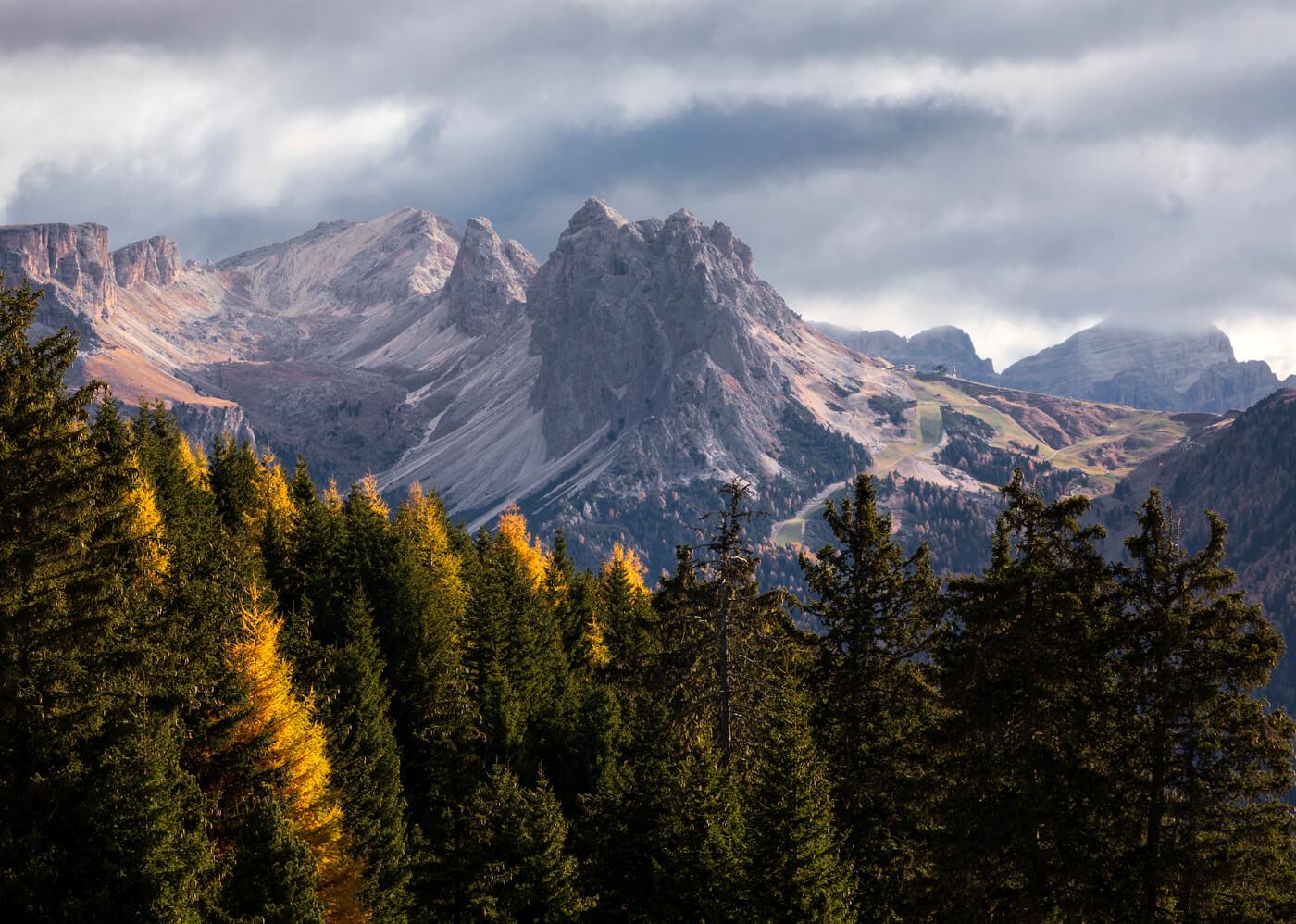 Mountains, Alpe di Siusi, Dolomites
