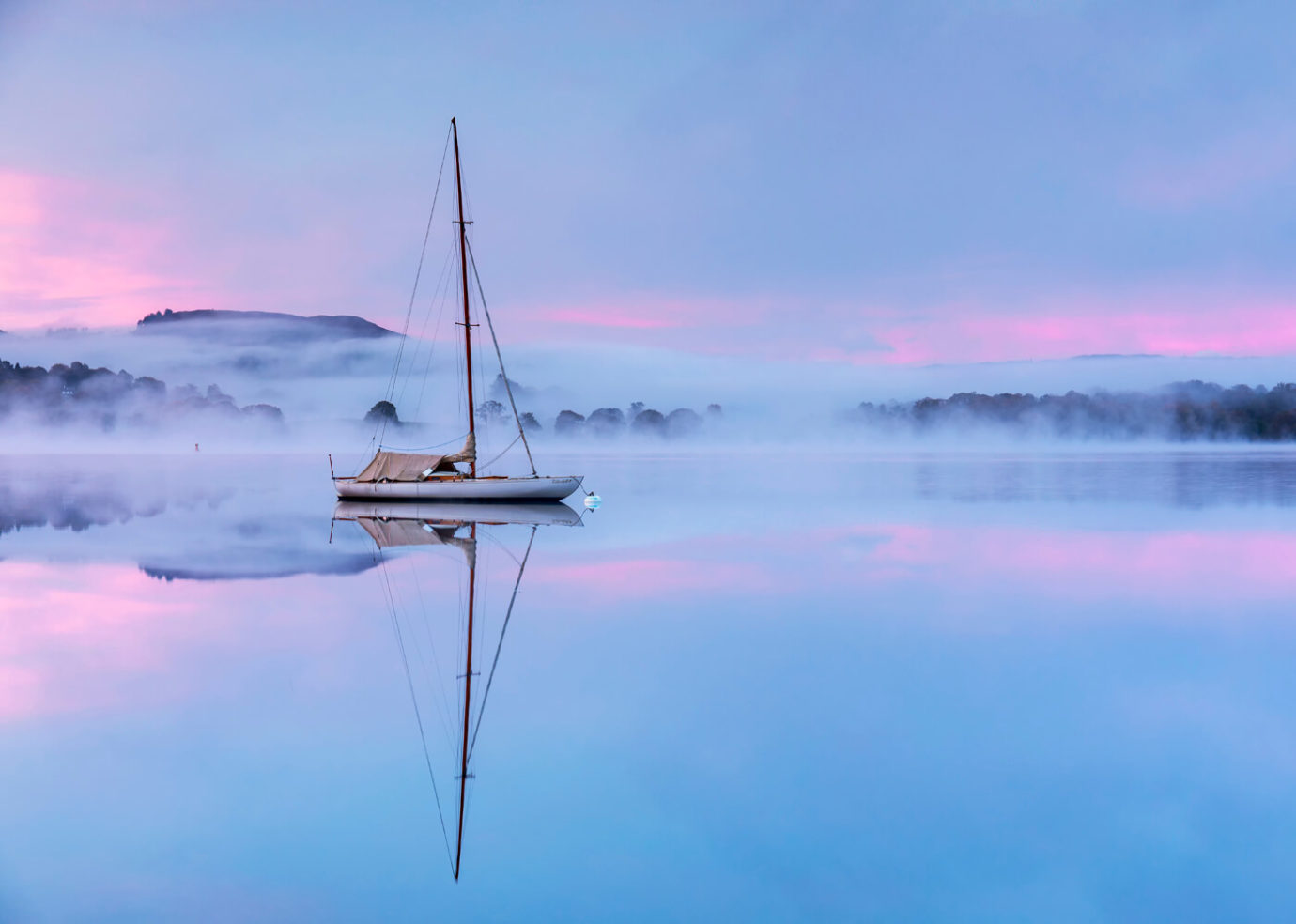 Sunrise, Windermere, Lake District