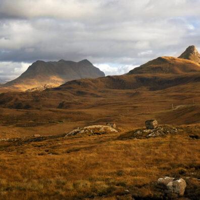 Stac Pollaidh, Cùl Mòr, Assynt, Scotland