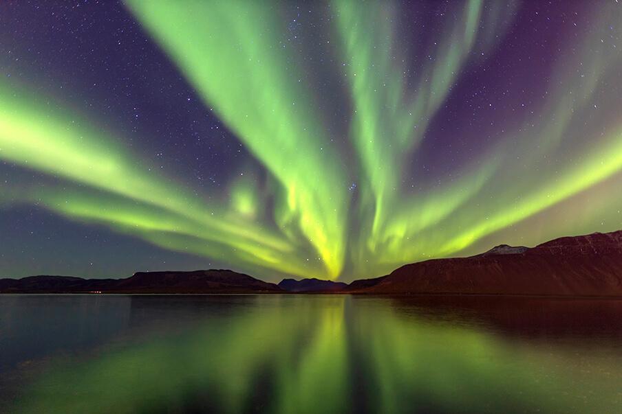 0Z3A8593 - Aurora Borealis, Iceland