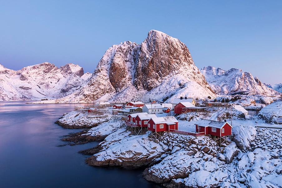 Hamnoy, Lofoten, Norway, Melvin Nicholson Photography
