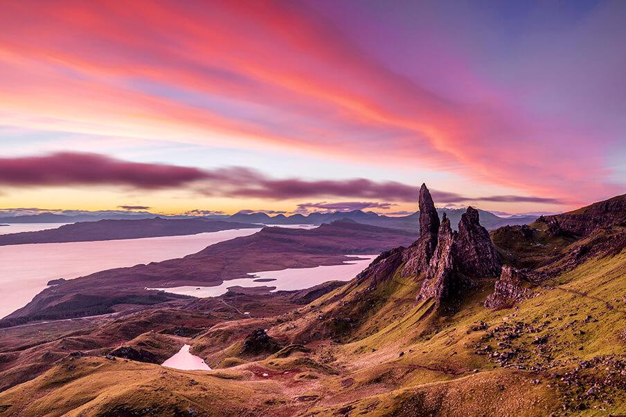 836A2962 - Old Man of Storr, Isle of Skye