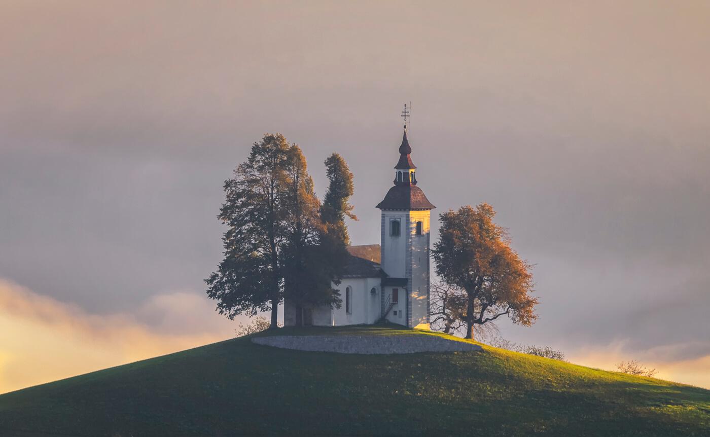 Saint Thomas Church, Škofja Loka, Slovenia