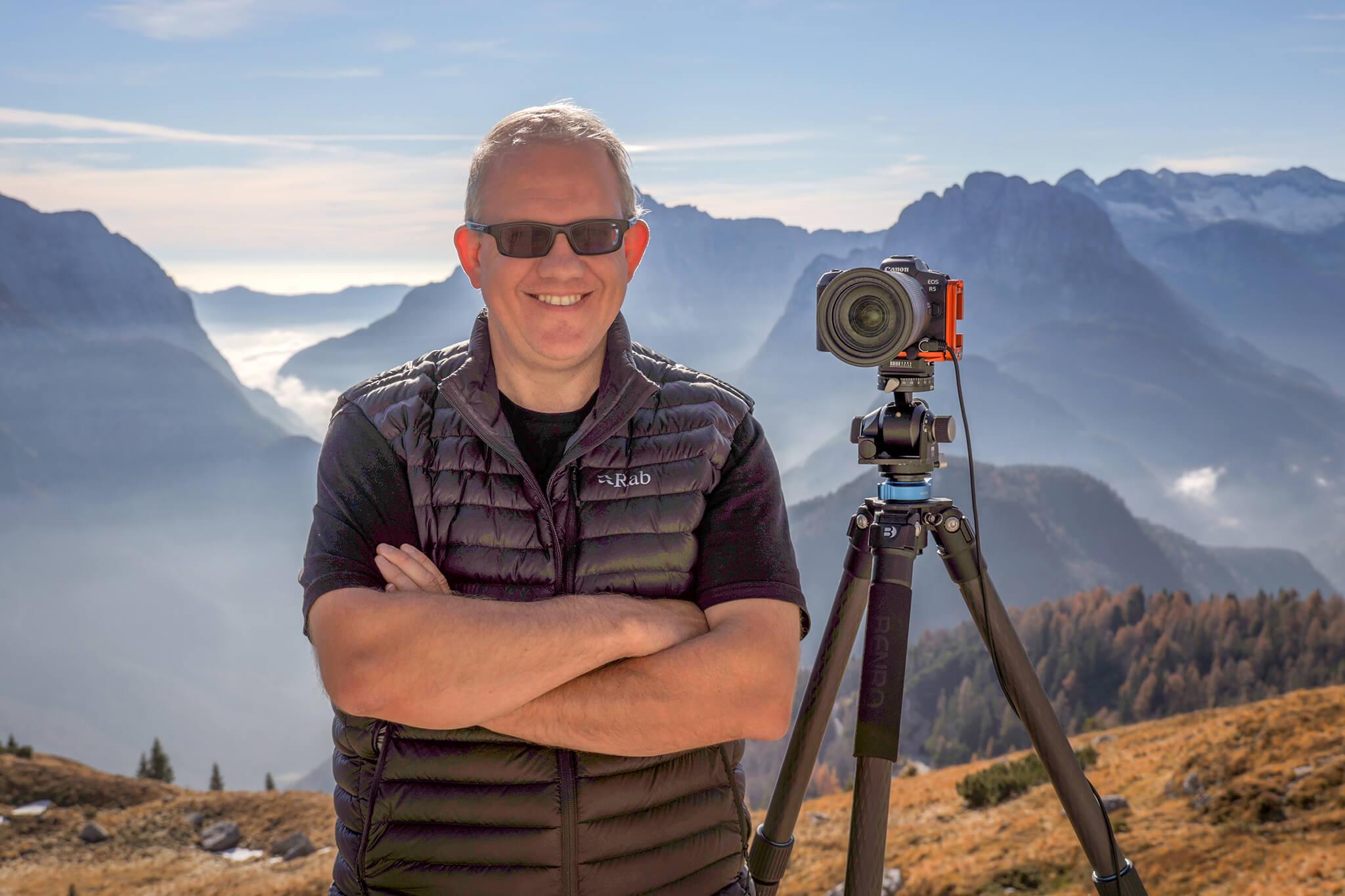 Melvin Nicholson - UK based photographer and workshop leader.